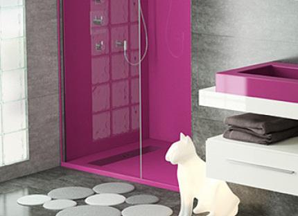 Beautiful ambiance bain altima images - Fond de douche italienne ...